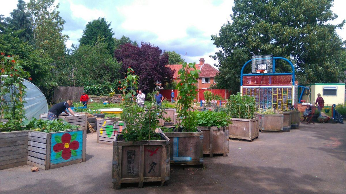 Allen's Cross Community Garden