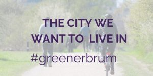The city we want to live in